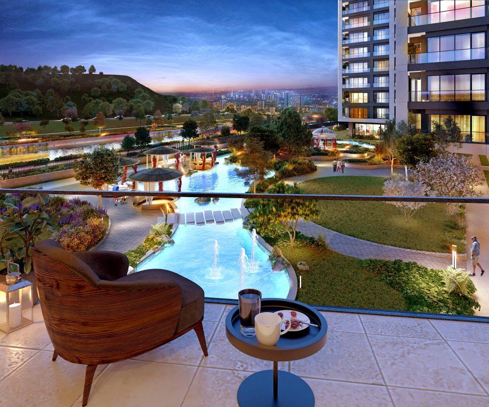 Kordon Istanbul Apartment For Sale 5