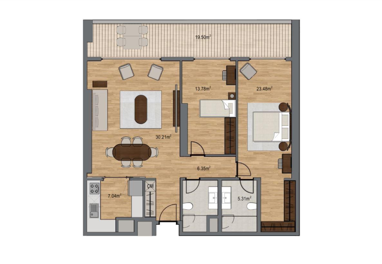 Bomonti Residences by Rotana