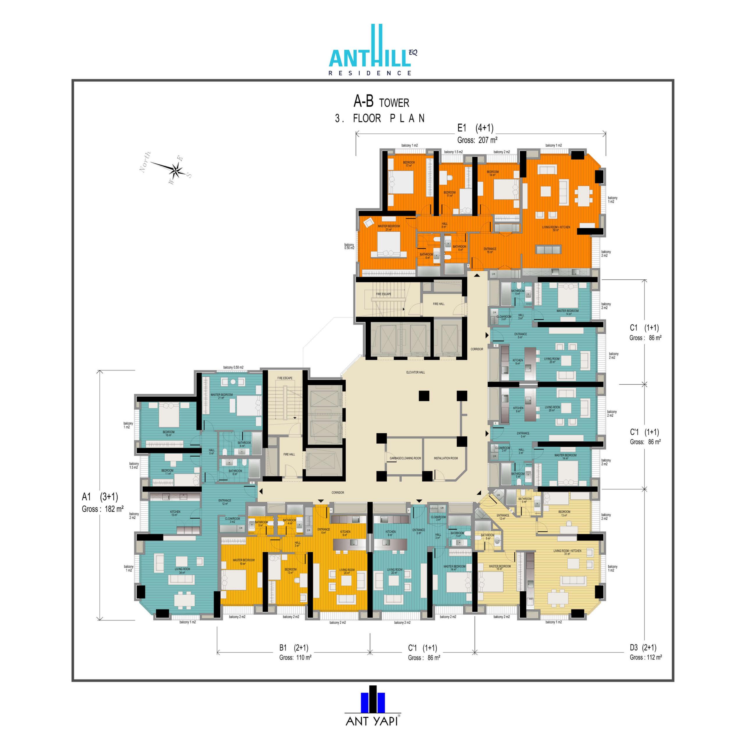 Anthill Residence – Resale