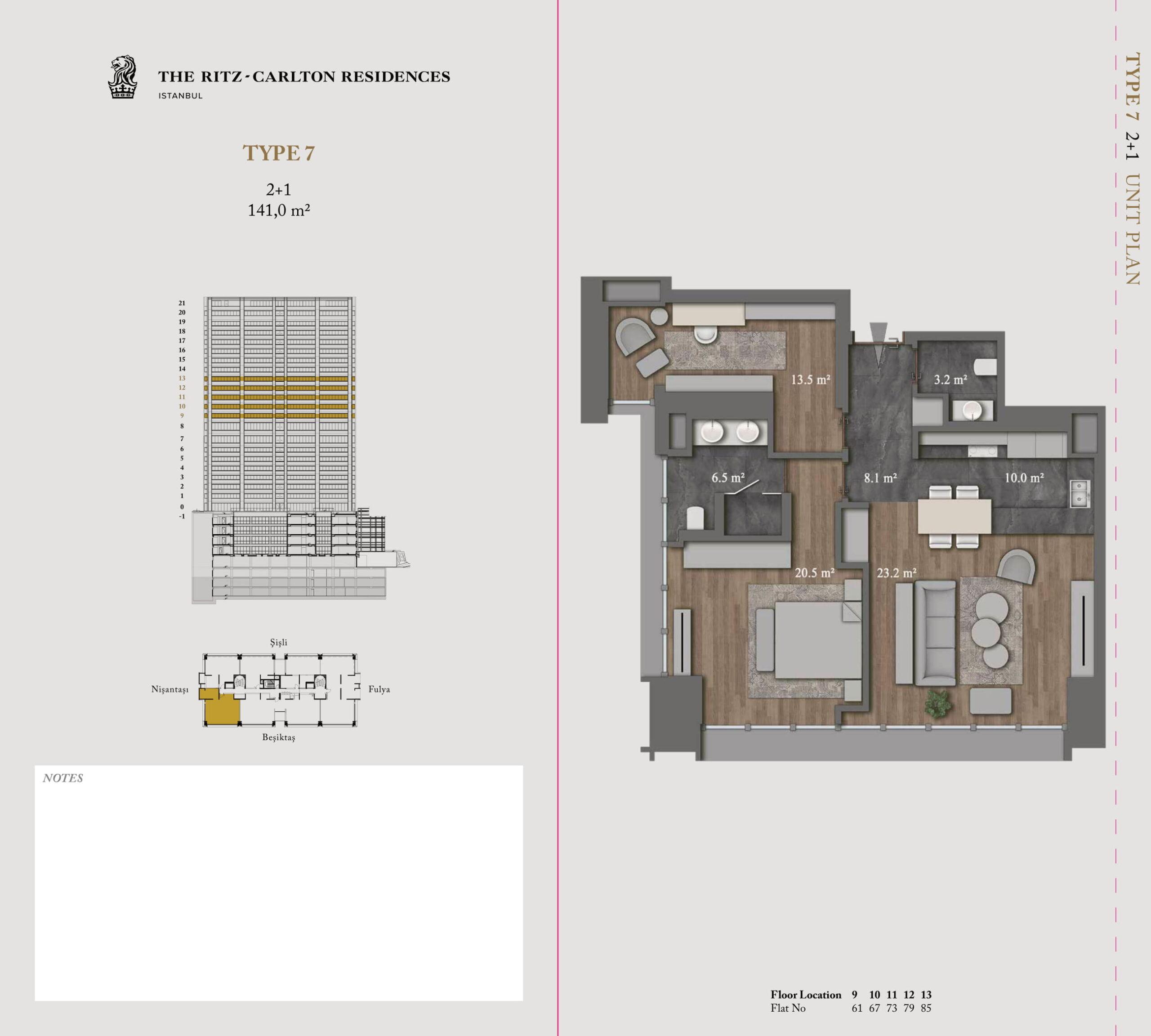 The Ritz-Carlton Residence