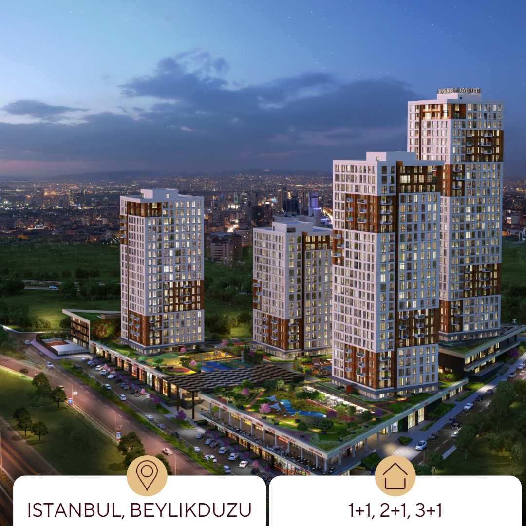 Listing Turkey - Self Istanbul - Apartments For Sale