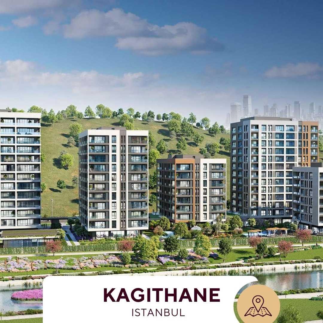 Listing Turkey - Kordon Istanbul - Apartments For Sale