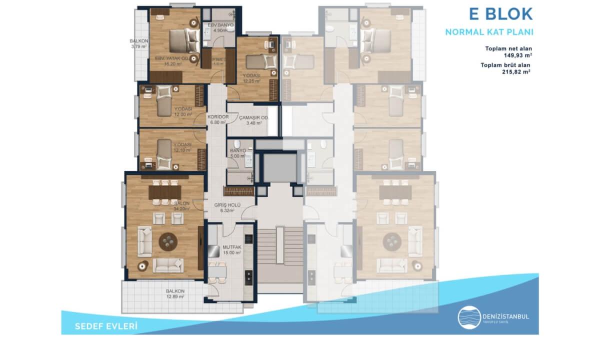 Deniz Istanbul Apartments