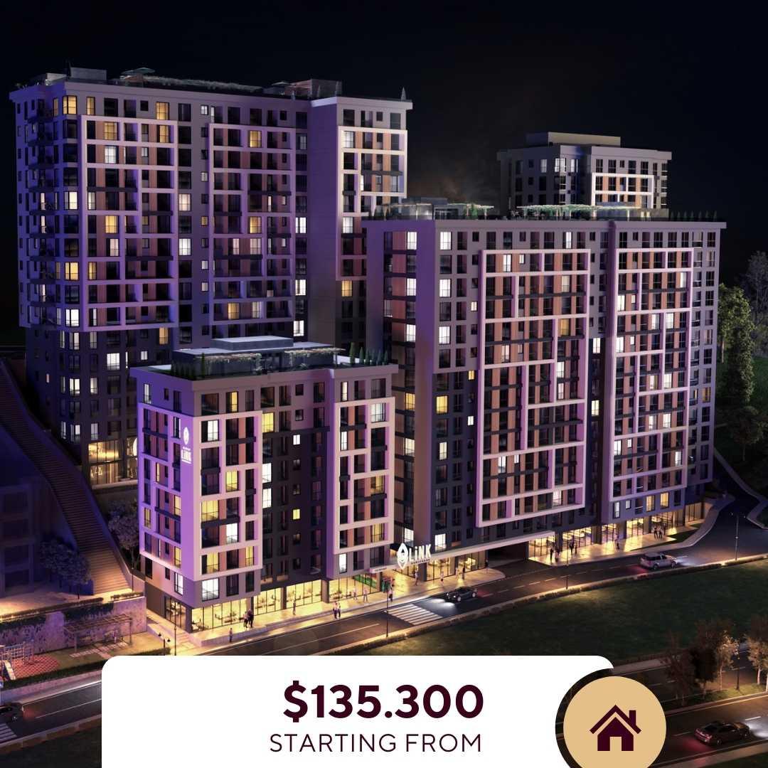 Listing Turkey - Genyap Link- Apartments For Sale