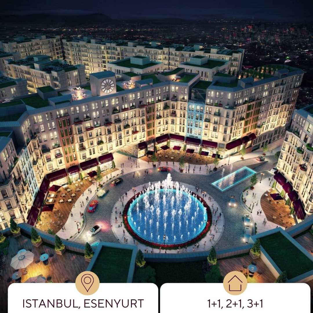 Listing Turkey - Meydan Ardicli - Apartments For Sale