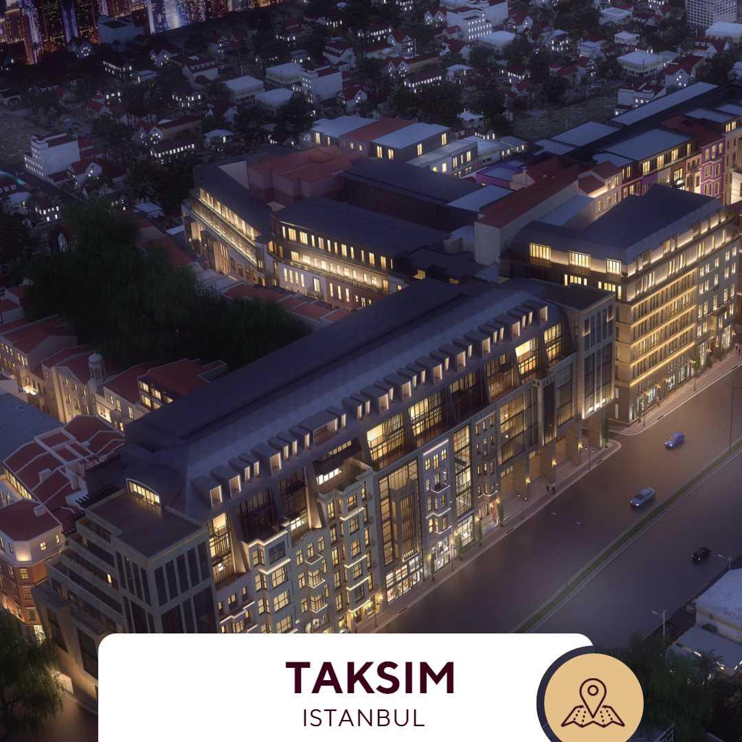 Listing Turkey - Taksim 360 - Apartments For Sale